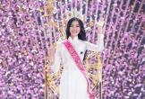 Hoa hậu Đỗ Thị Hà nói gì về tin đồn được ưu ái vì cùng quê với trưởng ban tổ chức cuộc thi?