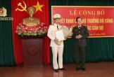 Chỉ định, bổ nhiệm nhân sự Quân đội, Công an