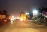 Nguy hiểm xe dừng, đỗ trên QL1A qua Thanh Hóa