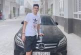 Bóc giá xe sang Mercedes-Benz C200 của tiền đạo Tiến Linh