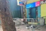 Người đàn ông tử vong cạnh cây ATM trên đường Phan Đình Phùng