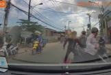 Clip: Dàn cảnh cướp táo tợn giữa ban ngày tại TP.Hồ Chí Minh