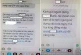 Bộ Công an: Tội phạm giả mạo tin nhắn của ngân hàng để lừa đảo