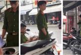 Hội chị em ráo riết truy tìm danh tính chàng công an đẹp như hot boy Hàn Quốc