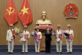 Chủ tịch nước bổ nhiệm 5 kiểm sát viên VKSND Tối cao