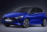 Lộ diện Hyundai i20 2021 với thiết kế sắc nét, đẹp lung linh