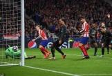 Kết quả vòng 1/8 Champions League: Atletico Madrid thắng tối thiểu Liverpool
