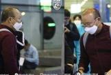 Ông Park lo lắng trước trận gặp Malaysia