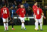 M.U thất thu 'khủng' vì Champions League