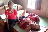 Bệnh tật liệt giường chỉ trông vào cha mẹ già yếu