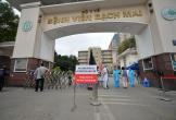 Một ngày đặc biệt bên trong tâm dịch bệnh viện Bạch Mai