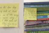 Nhường phòng KTX cho người cách ly, nữ sinh để lại lời nhắn ấm áp khiến dân mạng tan chảy