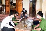 Tự ý ra khỏi nhà lúc đang cách ly, thanh niên Hà Tĩnh bị phạt 200.000 đồng