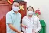 Nữ sinh lớp 7 khui heo ủng hộ quỹ phòng chống Covid-19