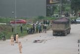 Thanh Hóa: Va chạm với xe tải, 2 cô gái trẻ tử vong tại chỗ
