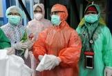 Số người mắc Covid-19 ở Indonesia tăng kỷ lục, 24 bác sĩ tử vong