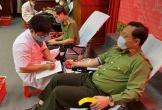 Giám đốc Công an tỉnh Thanh Hóa hiến máu cứu người