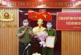 1 lãnh đạo Công an Nam Định làm phó giám đốc Công an Thanh Hóa