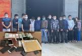 Thanh Hóa: Hàng chục đối tượng đánh bạc bị bắt giữ