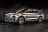 Siêu xe SUV Trung Quốc 'nhái' Rolls-Royce Cullinan