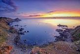 Ngắm bình minh ở eo biển đẹp nhất Việt Nam