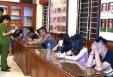 Thượng úy CSGT Thanh Hóa dự tiệc ma túy bị khởi tố
