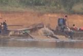 Thanh Hóa: 'Cát tặc' lộng hành trên sông Chu, ngang nhiên thách thức chính quyền