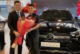 Xế Mercedes hơn 2 tỷ của Quang Hải có gì thu hút?