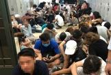 Bất ngờ kiểm tra quán bar ven Sài Gòn, phát hiện hơn 200 dân chơi nghi 'phê' ma túy