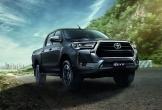 Ra mắt Toyota Hilux 2021- Thiết kế mới, nâng cấp chất lượng động cơ