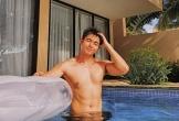 Jun Phạm khoe body 'cực phẩm' ở hồ bơi: Fan liên tục 'truyền thái y' vì 'mất máu'