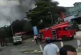 Cháy xe bồn tại cây xăng, 3 người thương vong