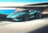 Siêu xe mui trần Lamborghini Sián chưa ra mắt đã bán hết veo