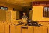 Thanh Hóa: Dùng xe thư báo vận chuyển thuốc lá lậu trị giá 1 tỷ đồng