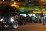 Quân đội khử trùng 2 bệnh viện ở Đà Nẵng