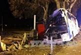 Xe khách lao xuống vực sâu khi vào khúc cua, 11 người tử vong
