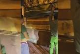 Tài xế không bằng lái, chở 31 hộp gỗ lậu đi tiêu thụ