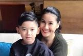 Thân Thúy Hà: Con trai phản đối mẹ đi bước nữa, chỉ muốn có một người bố