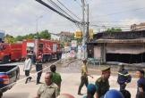Vụ cháy 3 người tử vong: Nghi do tự tử