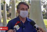 Tổng thống Brazil bị kiện vì nhiễm Covid-19 mà tháo khẩu trang