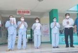 4 bệnh nhân mắc Covid-19 từ tâm dịch Đà Nẵng được công bố khỏi bệnh