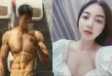 HLV thể hình đẹp trai bán dâm dùng hai viên kích dục