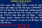 Hà Nội khẩn tìm người liên quan ca bệnh Covid-19 ở quán bia Thanh Trì