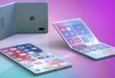 iPhone màn hình gập có thiết kế giống iPad, trang bị vân tay dưới màn hình?