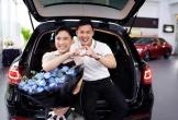 Don Nguyễn được người yêu 'chơi lớn' tặng 'xế hộp' bạc tỷ nhân dịp 10 năm yêu nhau