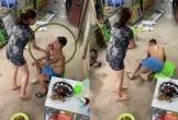 Clip: Quanh co nói dối về hóa đơn karaoke 5 triệu, người chồng nhận cú tát trời giáng từ vợ