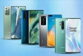 4 smartphone cao cấp đọ cấu hình
