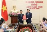 Công bố quyết định bổ nhiệm Thứ trưởng Bộ LĐ-TBXH Nguyễn Bá Hoan