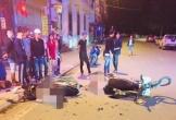 Hai xe máy va chạm cực mạnh, 2 thanh niên tử vong