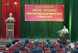 Công bố các quyết định của Ban Thường vụ Tỉnh ủy về công tác cán bộ tại huyện Thọ Xuân